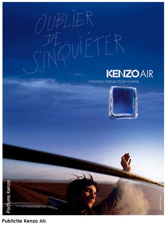 Kenzo Air Cologne For Men