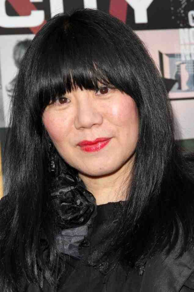 Fashion Designer Anna Sui