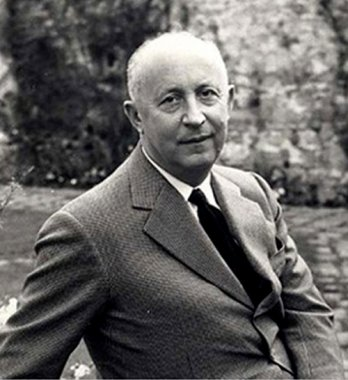 Fashion Designer Christian Dior