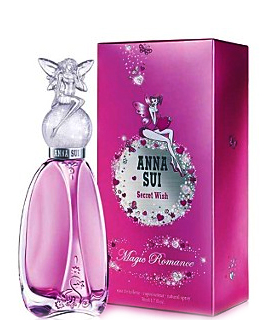Magic Romance women's fragrance by Anna Sui