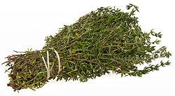 Thyme Herb Leaves
