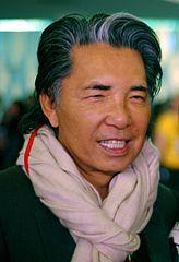 Fashion designer Takada Kenzo
